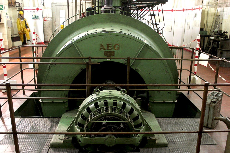 AEG Generator am VMA 266