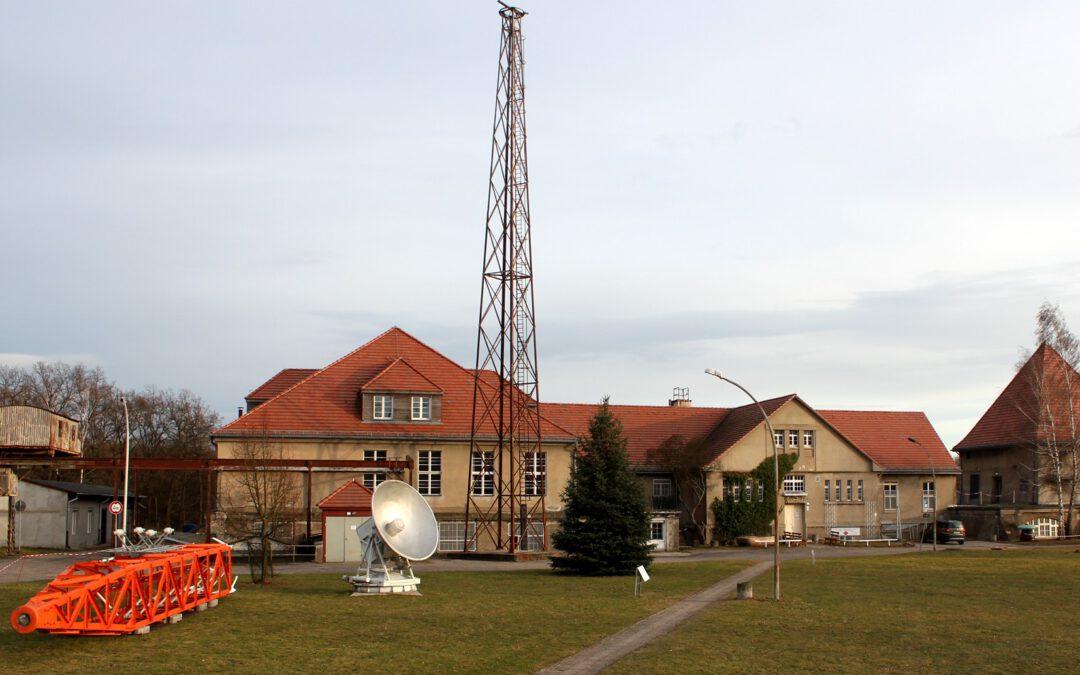 Funktechnikmuseum öffnet am 1. Juni 2021