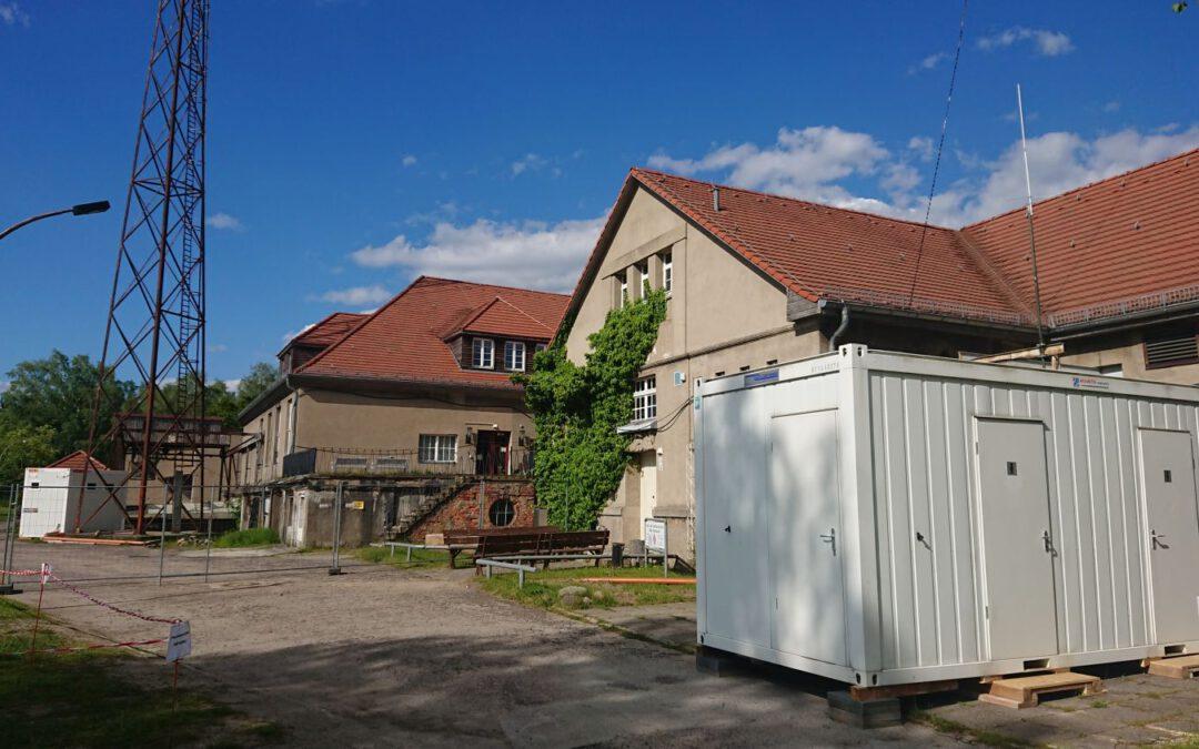 Umbau Senderhaus 1 ### Folge 01